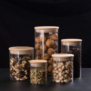 نوفر مستودعات تخرين المواد الغذائية الجافة